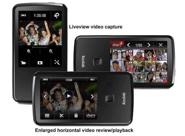 Kodak PlayTouch Video Camera