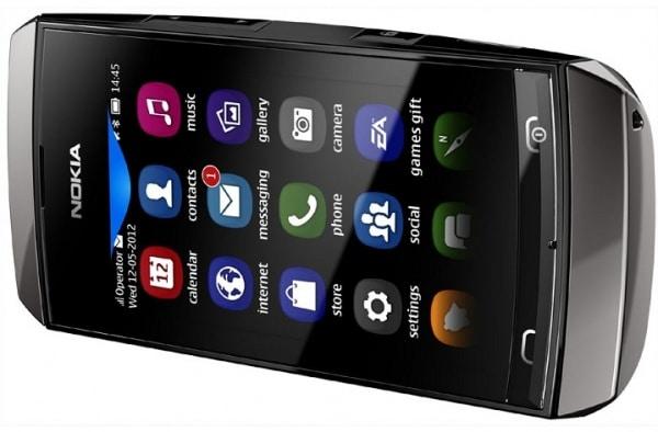 Nokia Asha 306 Phone