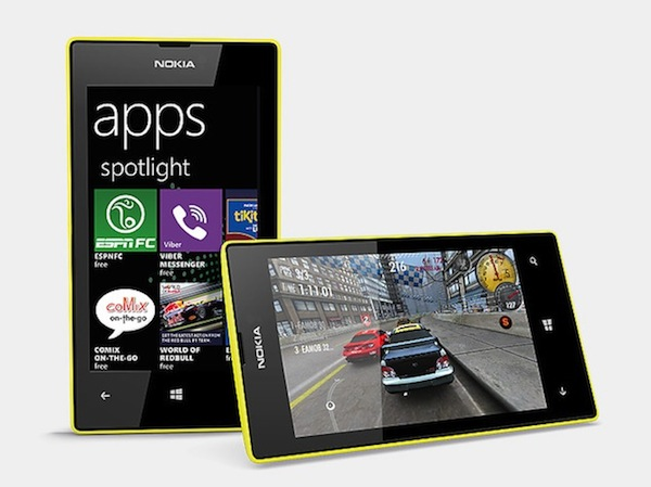 Nokia Lumia 520 Phone