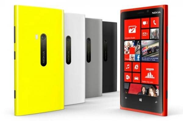 Nokia Lumia 920 Smart Phone