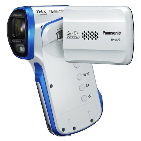 Panasonic HX-WA3 Camcorder