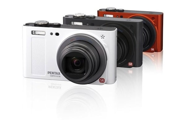 Pentax Optio RZ18 Digital Camera
