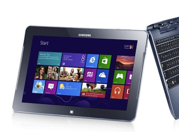 Samsung ATIV Tab 5 XE500T1C Tablet