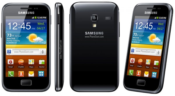 Samsung GT-S7500 Galaxy Ace Plus