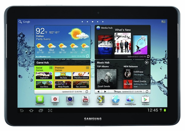 Photo of Samsung Galaxy Tab 2: Review