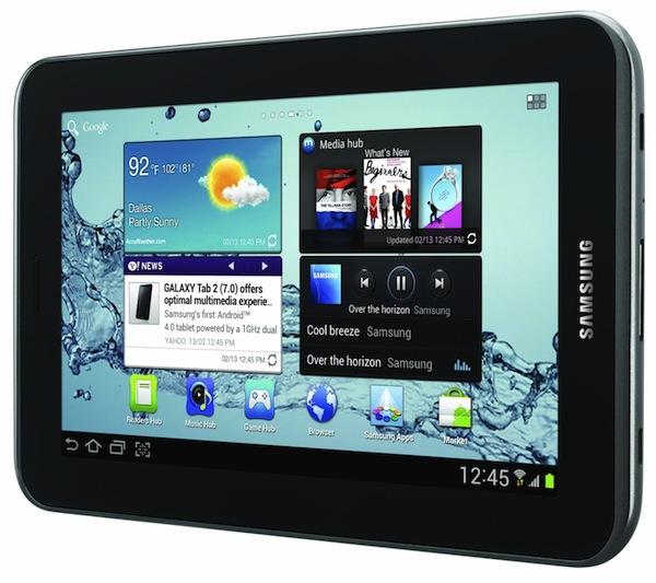 Samsung Galaxy Tab 2 7.0 Tablet