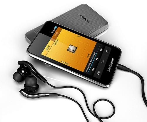 Samsung YP-Z3 MP3