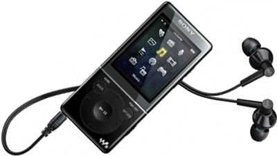 Sony NWZ-E473 MP3 Player