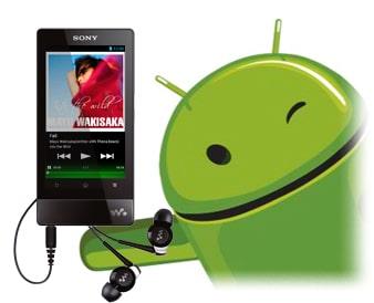 Sony NWZ-F804 MP3 Player