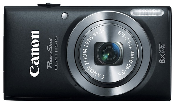 Photo of Canon PowerShot 115: Review