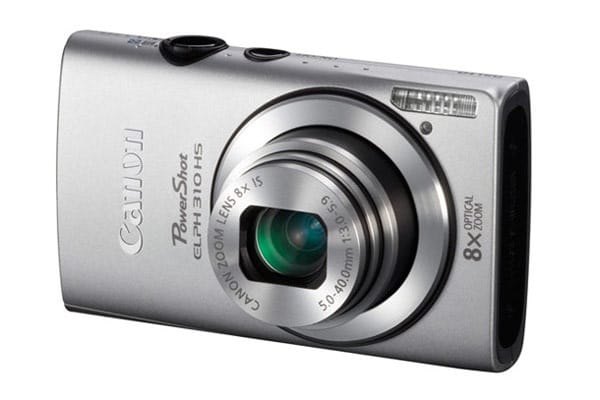 Photo of Canon PowerShot 310 HS: Review
