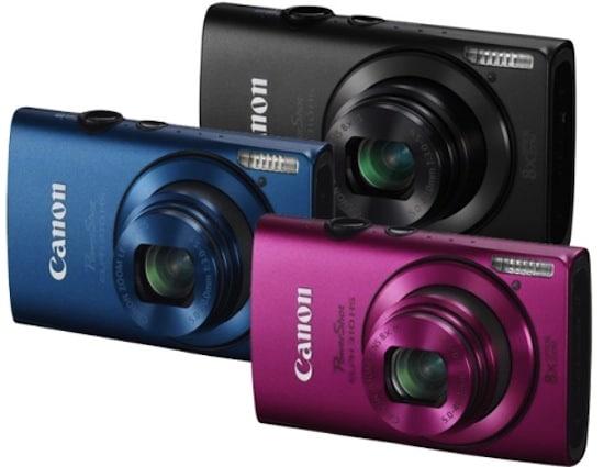 Canon PowerShot 310 HS