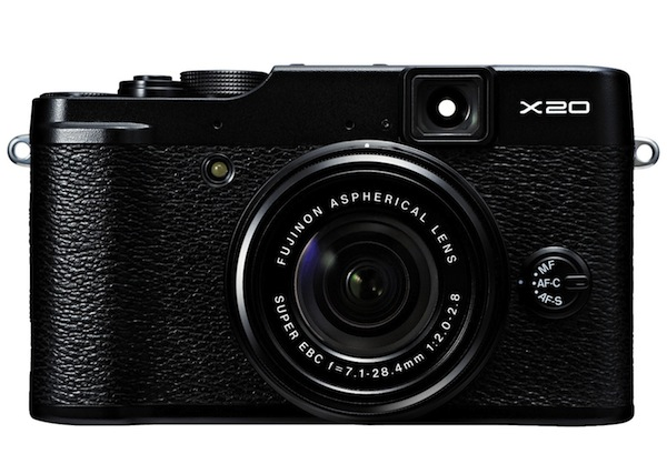 Photo of Fujifilm FinePix X20: Review