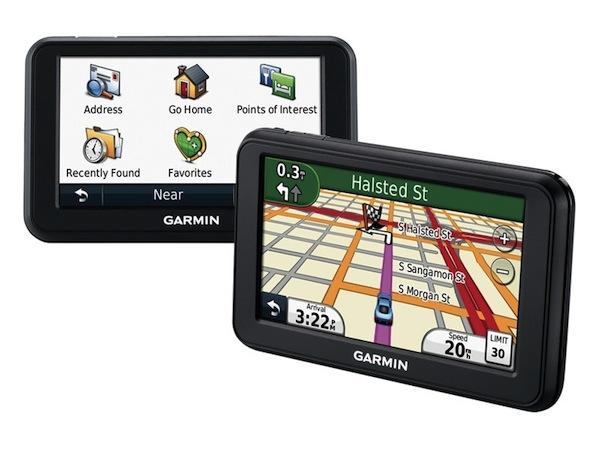 Garmin Nuvi 40 GPS