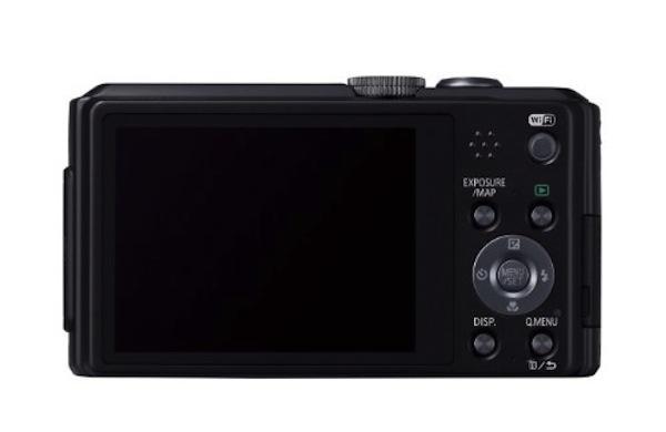 Panasonic DMC-TZ40 - Rear