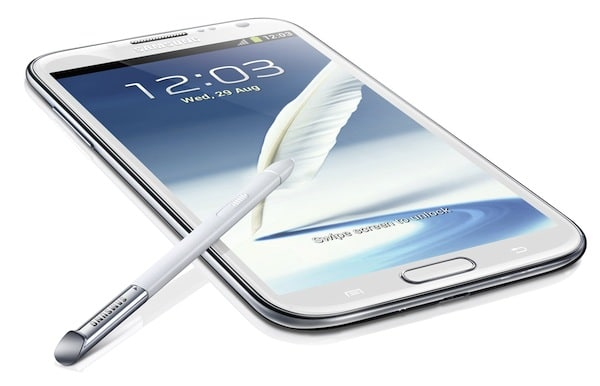 Photo of Samsung Galaxy Note 2: Review