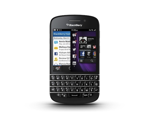 Photo of BlackBerry Q10: Review