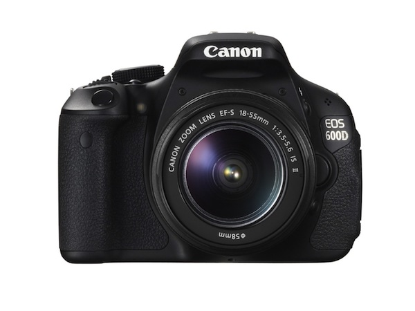 Photo of Canon EOS 600D (Rebel T3i): Review