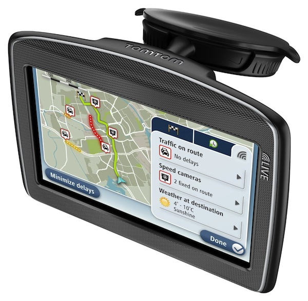 TomTom GO LIVE 820 Review
