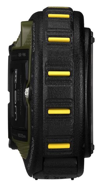 Pentax WG-3 GPS-side