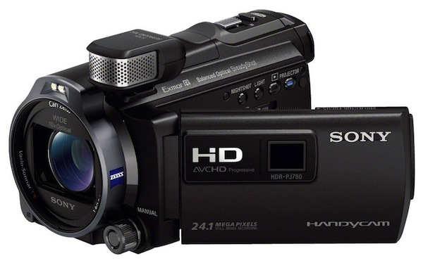 Photo of Sony HDR-PJ 780 VE Review