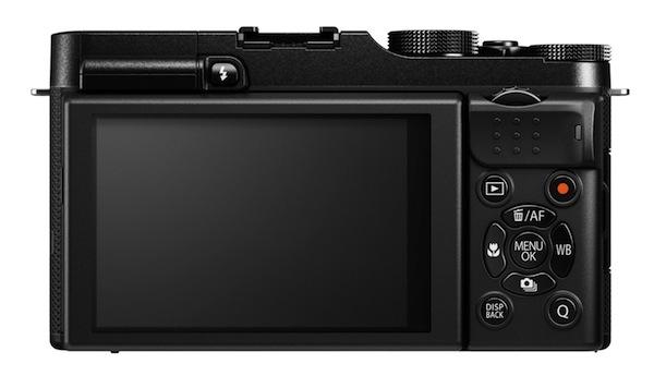 Fujifilm X-A1-Rear