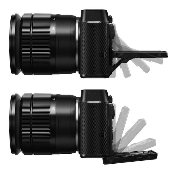 Fujifilm X-A1 ViewFinder