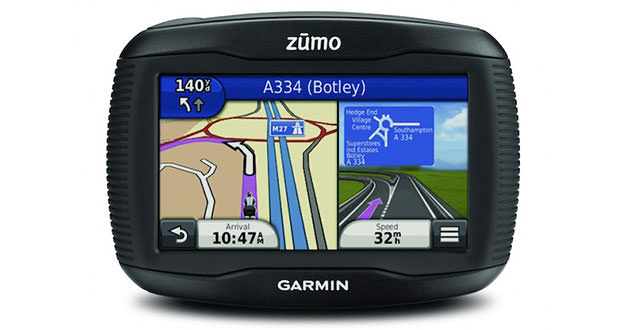 Photo of Garmin Zumo 390LM – Review