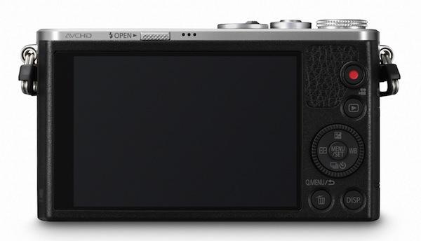 Panasonic Lumix GM1 - Rear