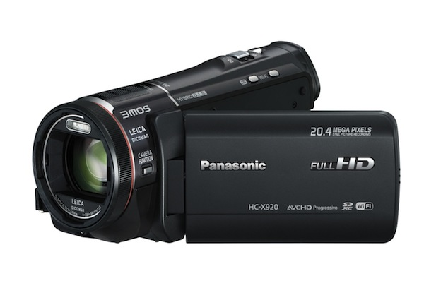 Photo of Panasonic HC-X920 Review