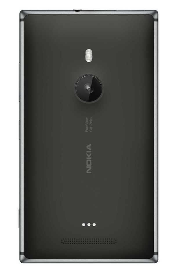 Nokia Lumia 925 - Back