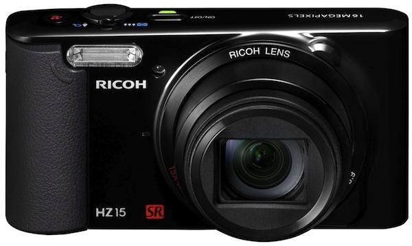 Ricoh HZ15-front
