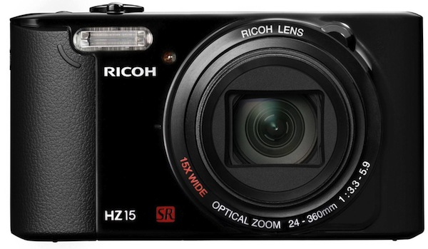 Photo of Ricoh HZ15 – Review