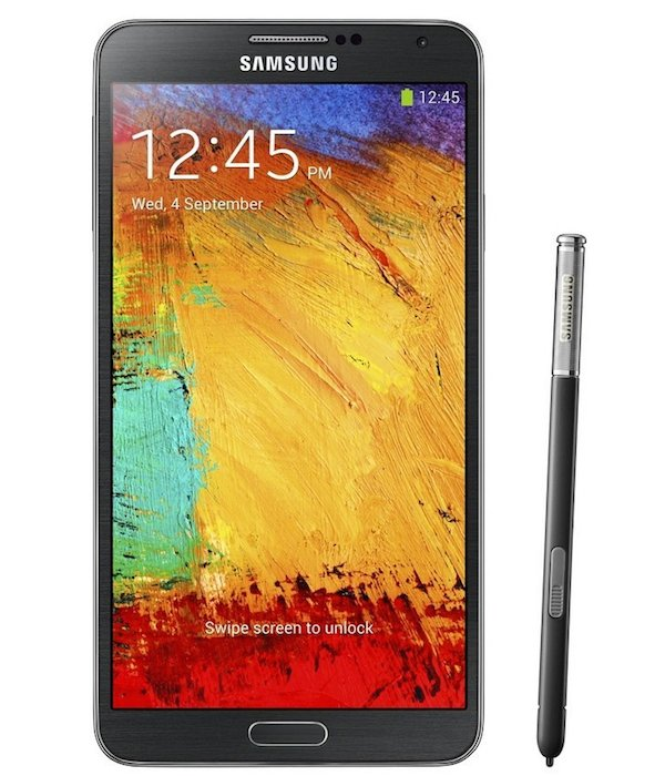 Galaxy Note 3 - Black Color