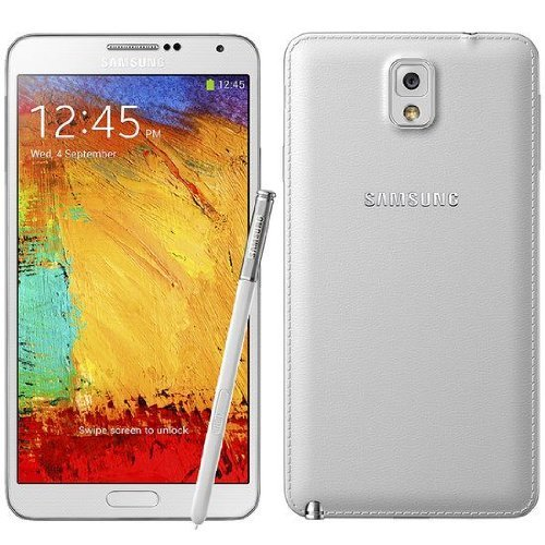Galaxy Note 3 - White-Color