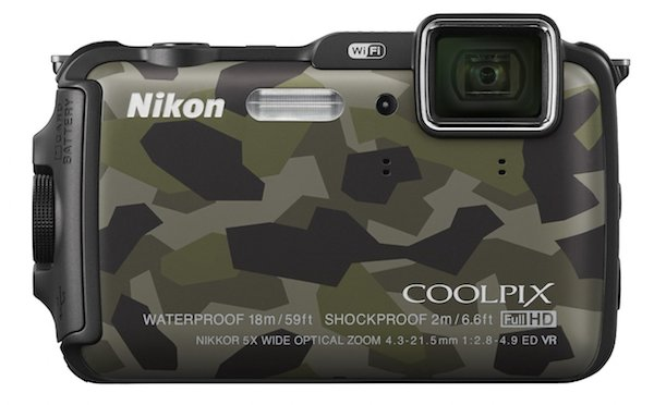 Photo of Nikon COOLPIX AW120 – Review