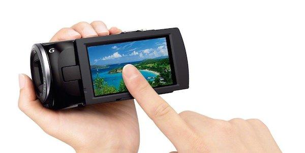 Sony HDR-PJ320E-5