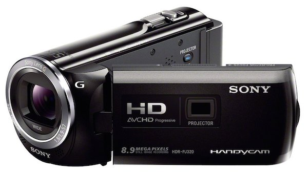 Photo of Sony HDR-PJ320E – Review
