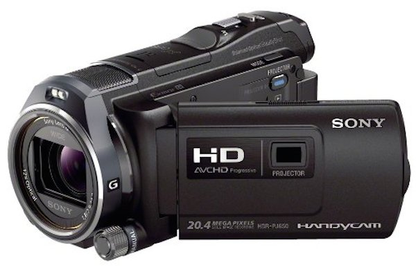 Photo of Sony HDR-PJ650VE – Review