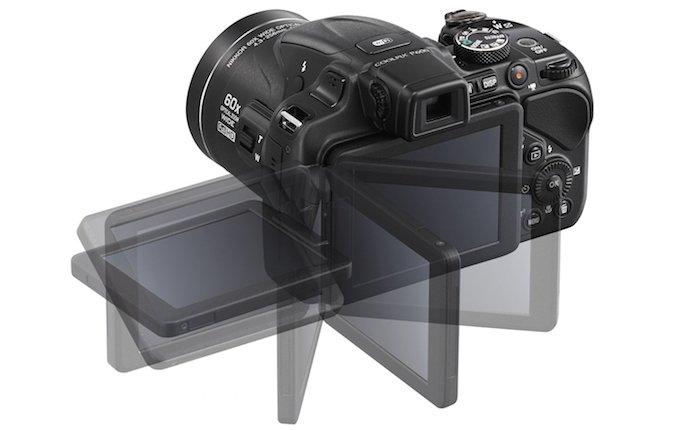 Nikon COOLPIX P600 - Viewfinder