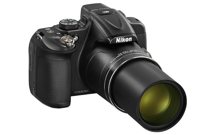 Nikon COOLPIX P600-Zoom