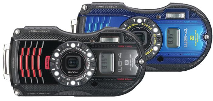 Ricoh WG-4-GPS - Color