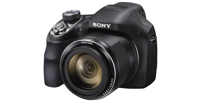 Photo of Sony DSC-H400 – Review