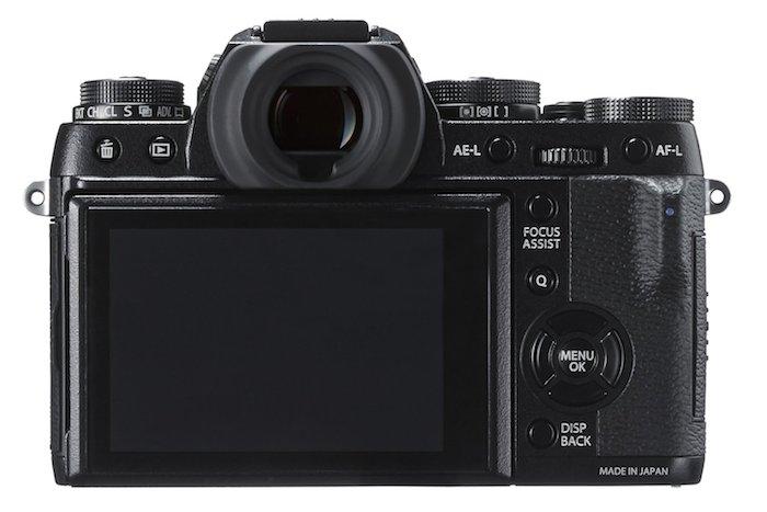 Fujifilm X-T1-Rear