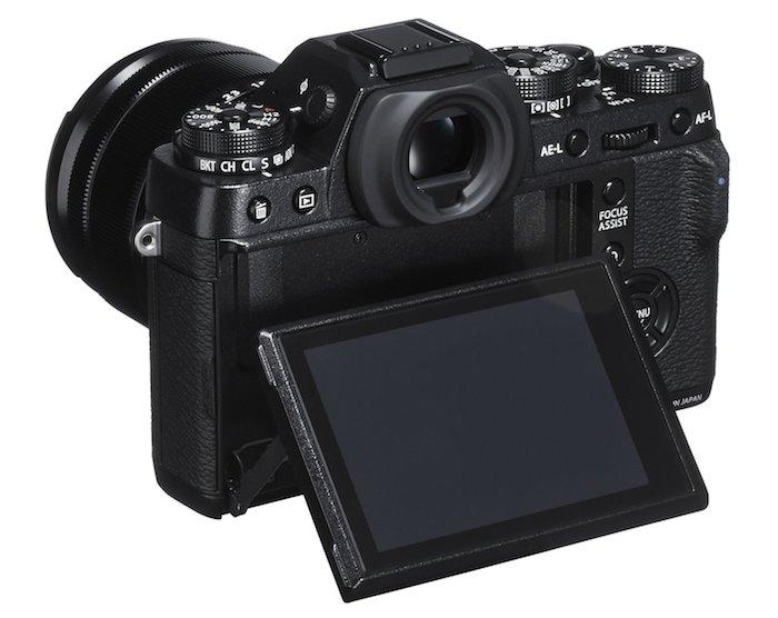 Fujifilm X-T1-Viewfinder