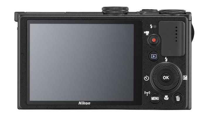 Nikon Coolpix P340-rear