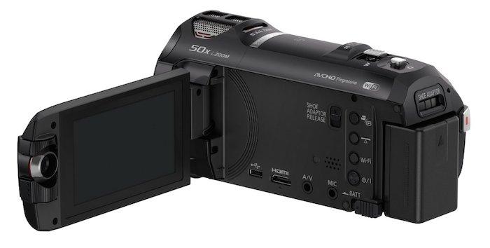 Panasonic HC-W850-4
