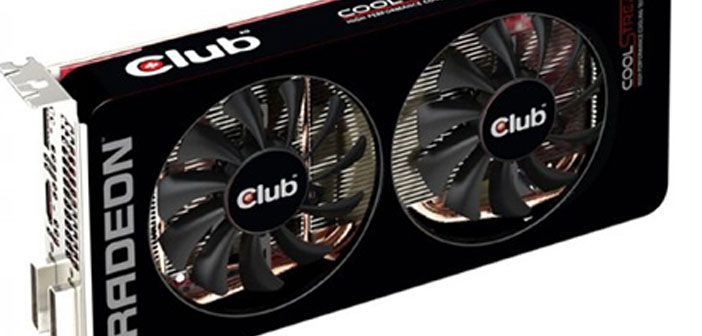 Photo of Club 3D Radeon R9 285 royalQueen
