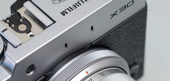 Photo of Fujifilm X30 – Review