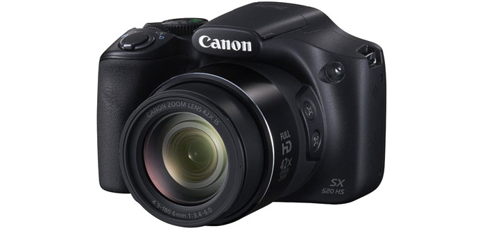 Photo of Canon PowerShot SX520 HS – Review